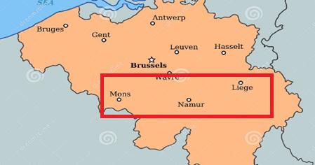 The Belgian UFO-wave of 1989-1992 - Fmr. Major General, Belgian Air Force, Ret. - Wilfried De Brouwer December1989