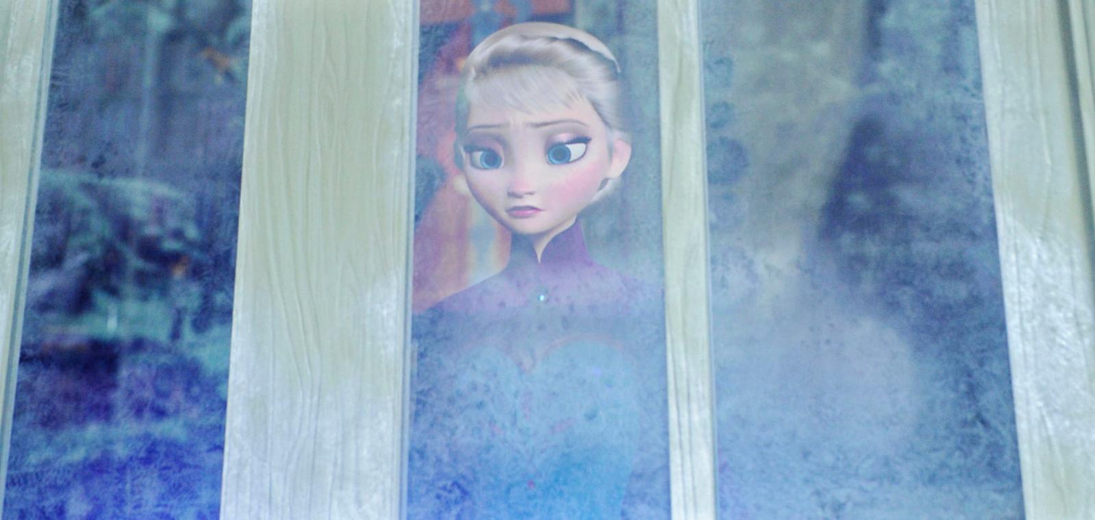 [Walt Disney] La Reine des Neiges (2013) - Sujet d'avant-sortie avec SPOILERS - Page 4 Elsa
