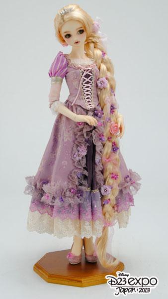 Disney Store Poupées Limited Edition 17'' (depuis 2009) - Page 37 Super-dollfie-rapunzel-rinkya-japan3
