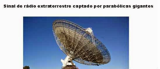 SINAL DE RÁDIO EXTRATERRESTRE CAPTADO POR PARABÓLICAS GIGANTES Sinal-de-radio-extraterrestre-frb