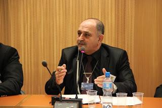 لقطات من اجتماع الهيئة المركزية ومؤتمر المساءلة والعدالة للعراق في جنيف المنعقدللفترة 15.13ـ3ـ2013 IMG_7974