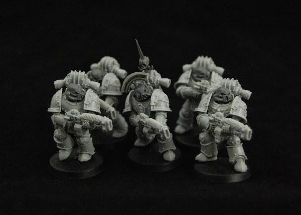 Warhammer 30k Sons of Horus  SOH_Volkite_WIP_02