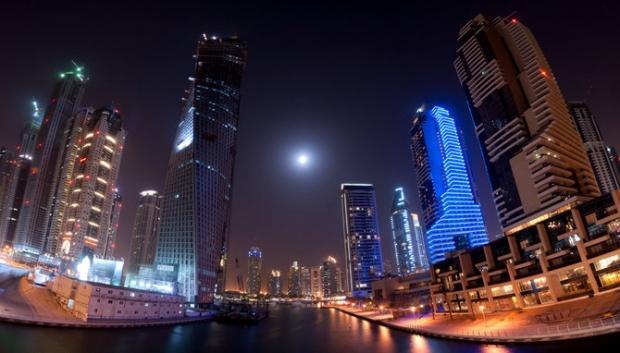 دبي ليلاً - صوراً غاية في الجمال Dubai-amazing-photos2