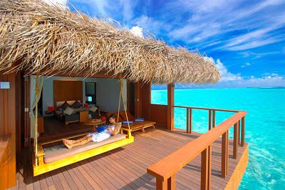Top 10 điểm đến lý tưởng châu Á 2011 WatervillaMlives