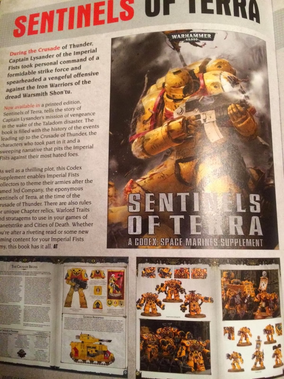 News Games Workshop - Tome 1 - Page 24 Terra