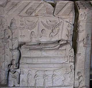 Rites funéraires : Empire Romain Conclamatio