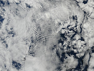 Busted! Proof of HAARP! Satellite Imaging Shows Coil Wave over Prince Edward Islands [Indian Ocean not Canada].. Cloudcoil
