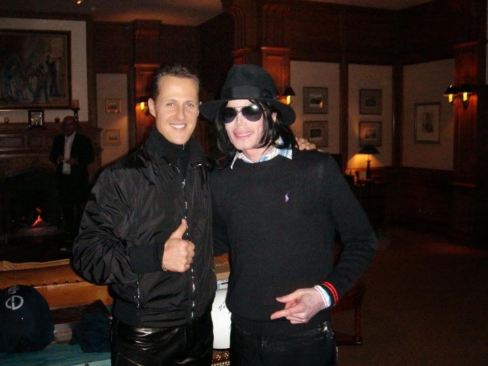 ¿Cuánto mide Michael Schumacher? - Altura - Real height S%2BMichael%2BSchumacher