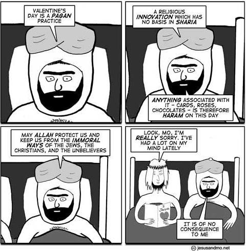 Humor gráfico sobre las religiones y dioses - Página 3 Jesus%2Band%2BMo%2B-%2BValentine%2527s%2Bday%2B2010-02-12