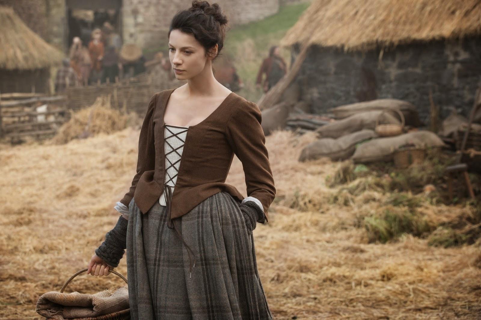 conexión entre Jamie y Claire. 12