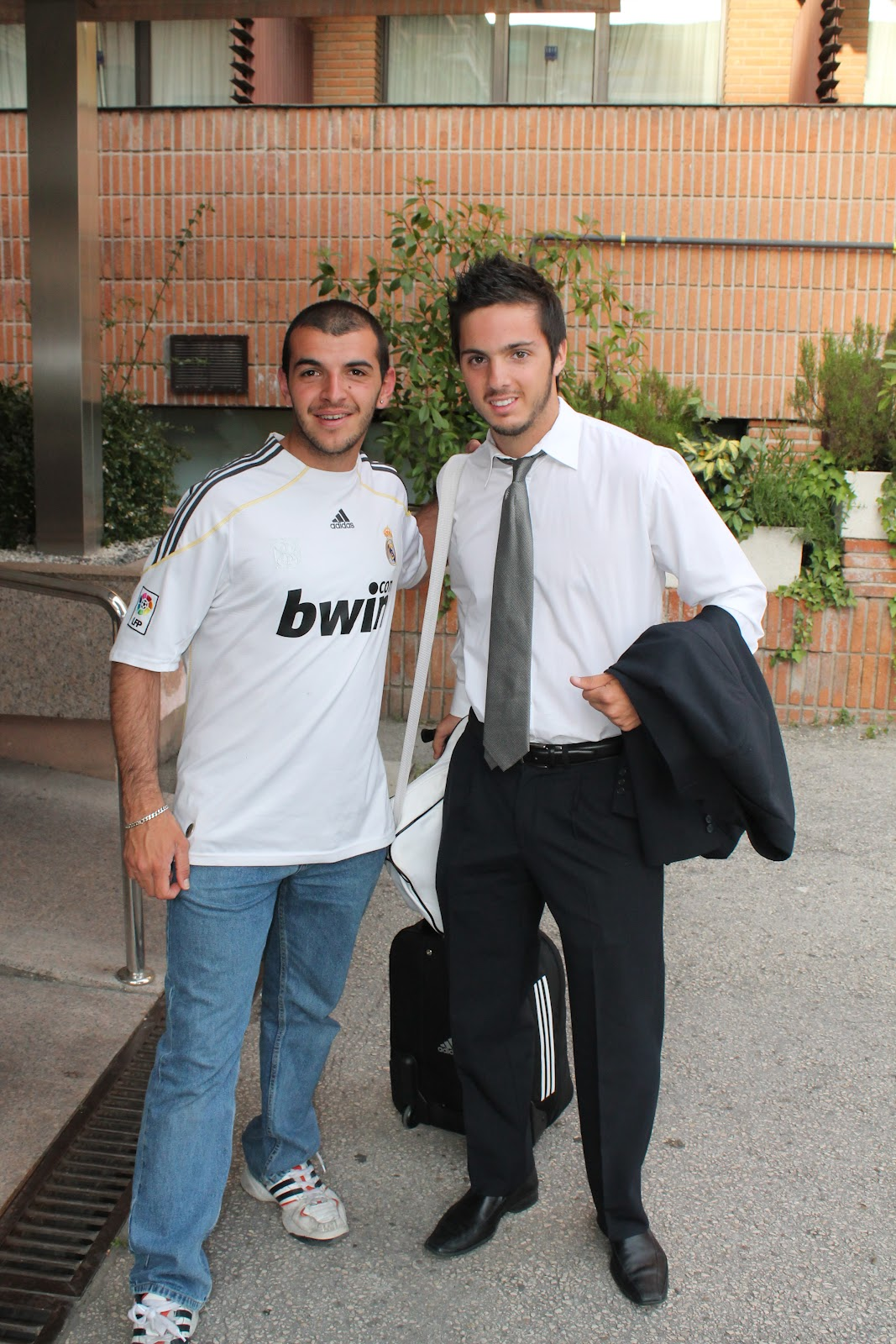 ¿Cuánto mide Pablo Sarabia? - Real height IMG_6539