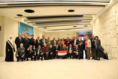 لقطات من اجتماع الهيئة المركزية ومؤتمر المساءلة والعدالة للعراق في جنيف المنعقدللفترة 15.13ـ3ـ2013 IMG_8050