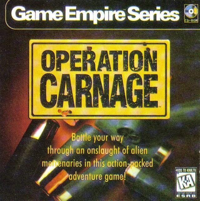 Operation Carnage Operation%2BCarnage