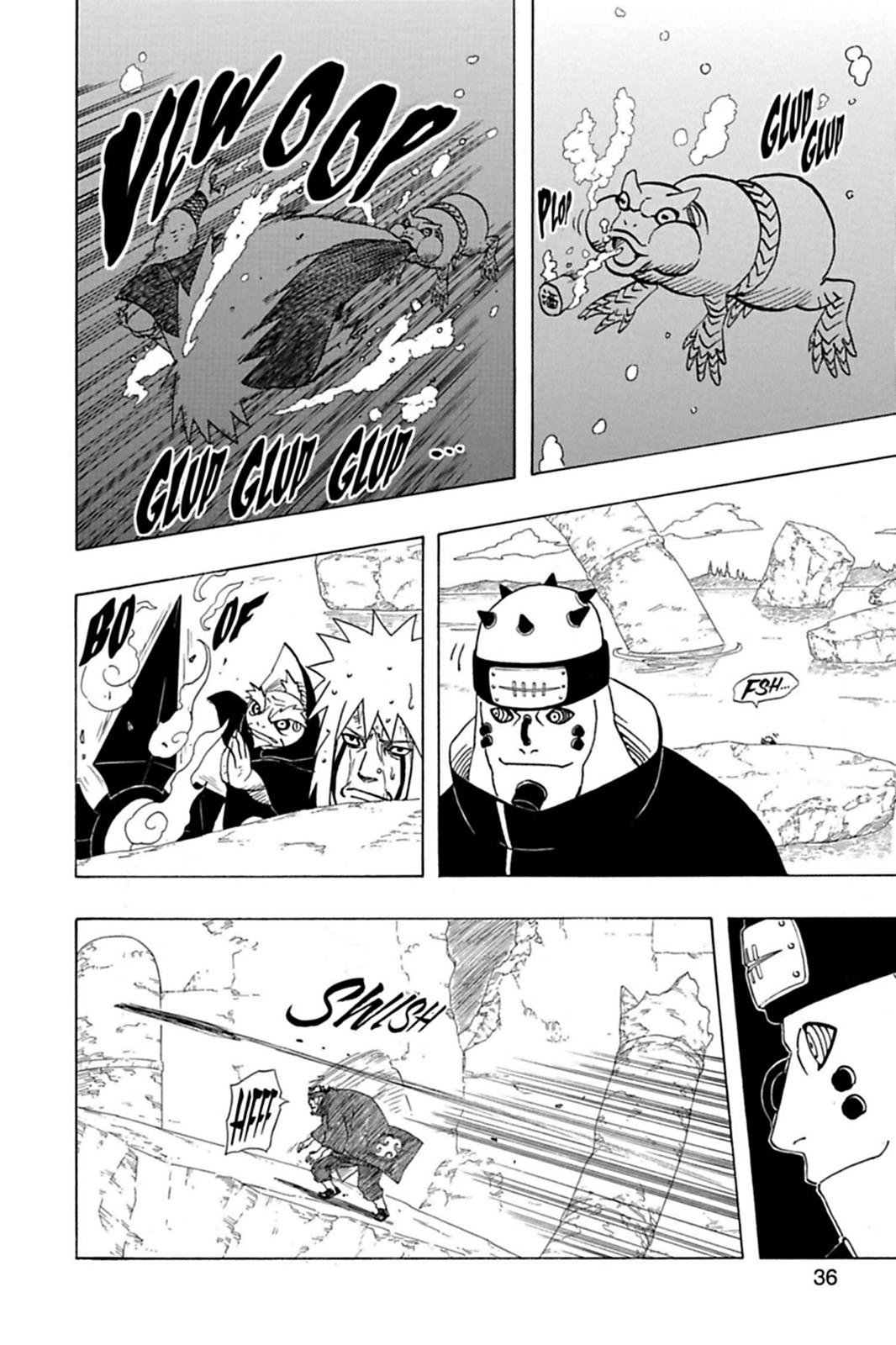 Hiruzen No auge era superior a quase todos da Akatsuki ?? - Página 2 0381-012