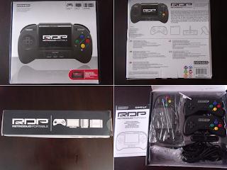 [SNES] Comparatif - Reviews des consoles portables SNES RDPpng