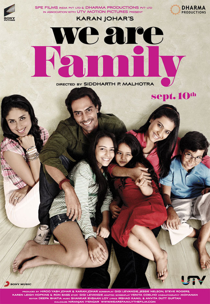 We Are Family (2010) Wearefamily