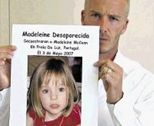 Why have the McCanns lied about Maddie's coloboma for 4 years? Becks