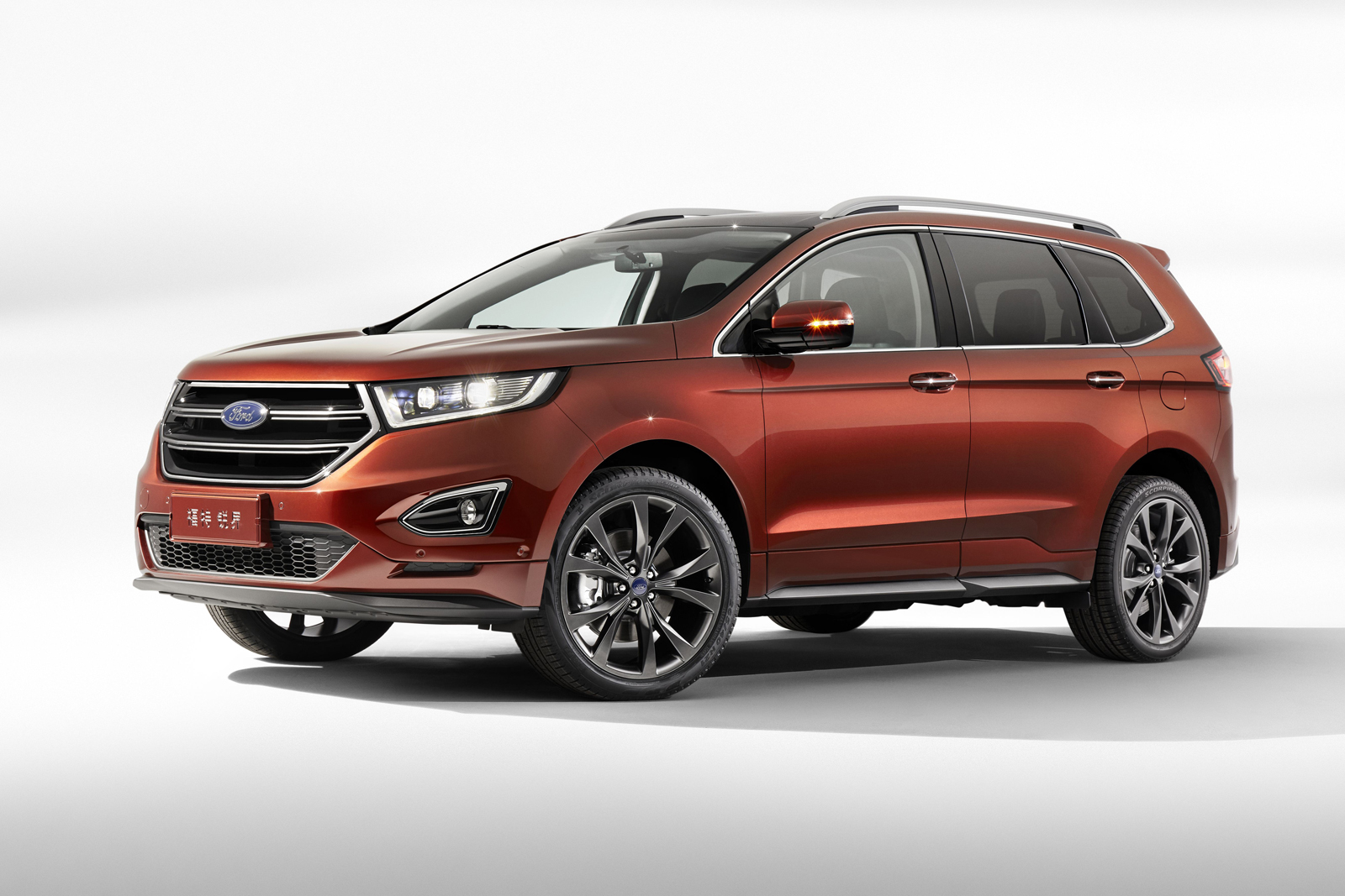 2015 - [Ford] Edge II - Page 4 Ford-Edge-7-seat-China-2