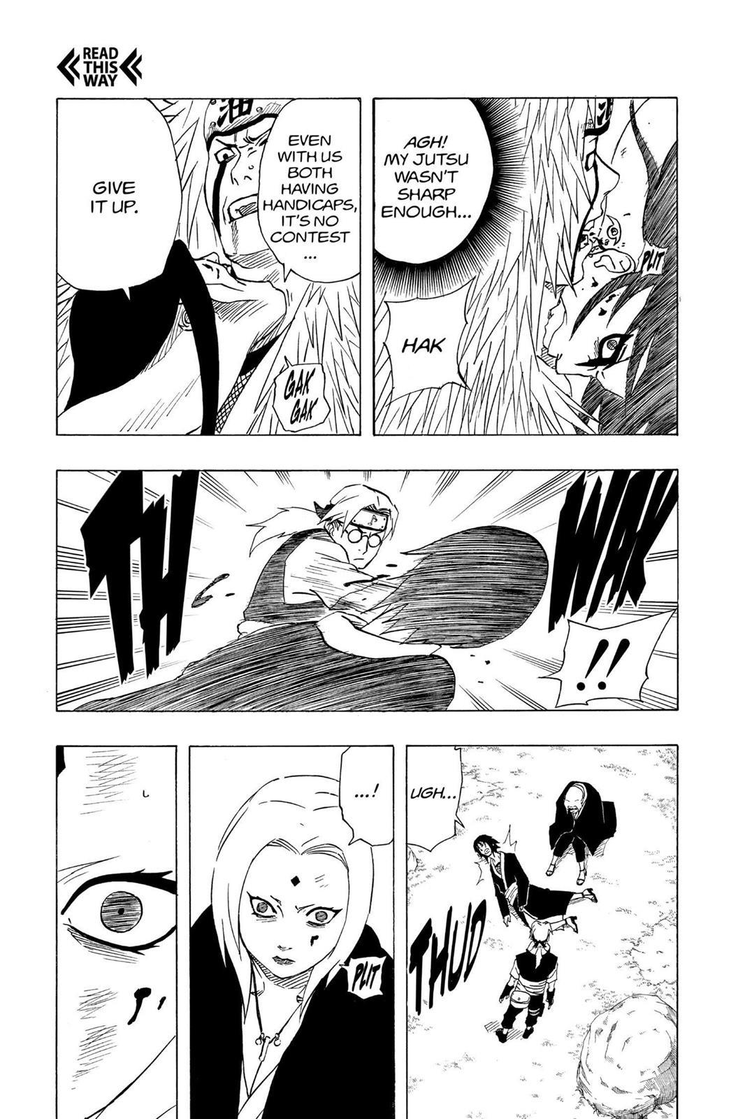 Mais poderoso do que você imagina #1: Orochimaru 0166-013