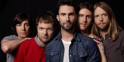 I Maroon 5 fanno un tributo a Michael in Messico - Pagina 2 Maroon5