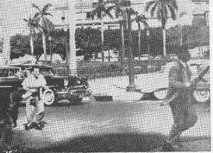 Verdades del Ataque al Palacio Presidencial el 13 de Marzo de 1957 PalacioPresidencialInstantanea
