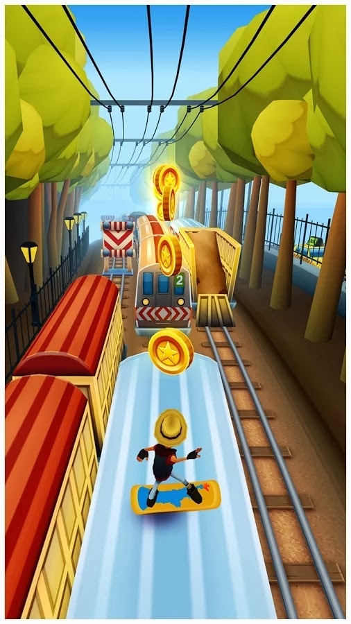 Subway Surfers New York v1.20.1 unlimited coins 3