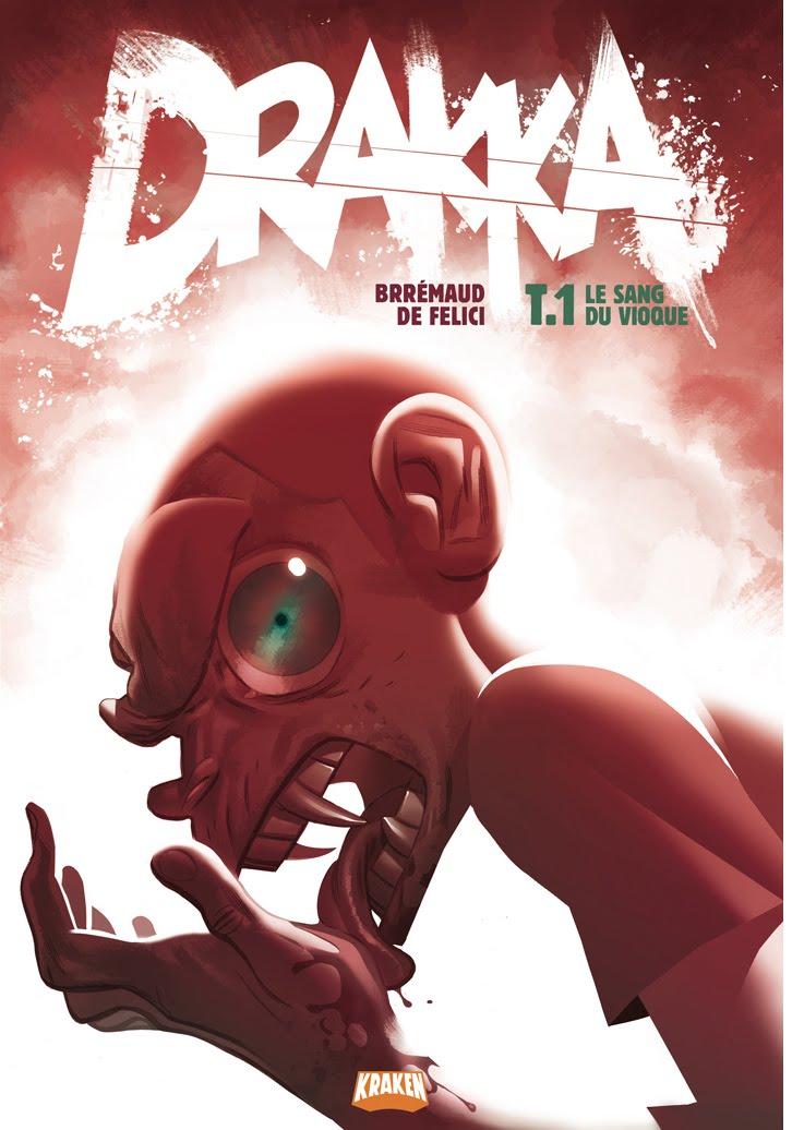 Avis sur les dernière sortie BD - Manga - comics - Page 3 DRAKKA-couv
