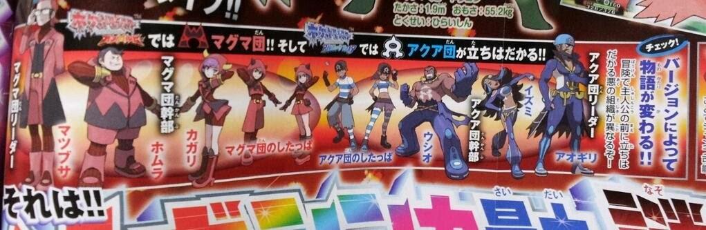 [GAMES] Pokémon Omega Ruby/Alpha Sapphire - Novo Pokémon! Corocoro7143