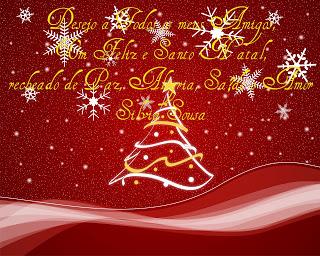 Feliz Natal! Natal