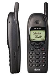 Mans pirmais mobilais telefons, vai kādi telefoni man ir bijuši Nokia6160