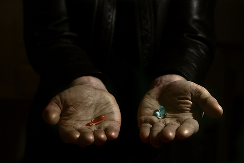 Nunca saldremos de la crisis Red-pill-blue-pill