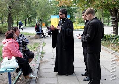 Служение Богу Saratov