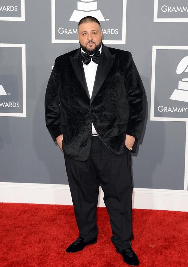 ¿Cuánto mide DJ Khaled? - Altura - Real height DJ-Khaled001