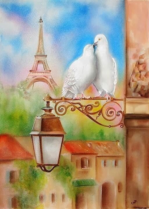 ------* SIEMPRE NOS QUEDARA PARIS *------ Bcg0WmKCIAA1hGJ