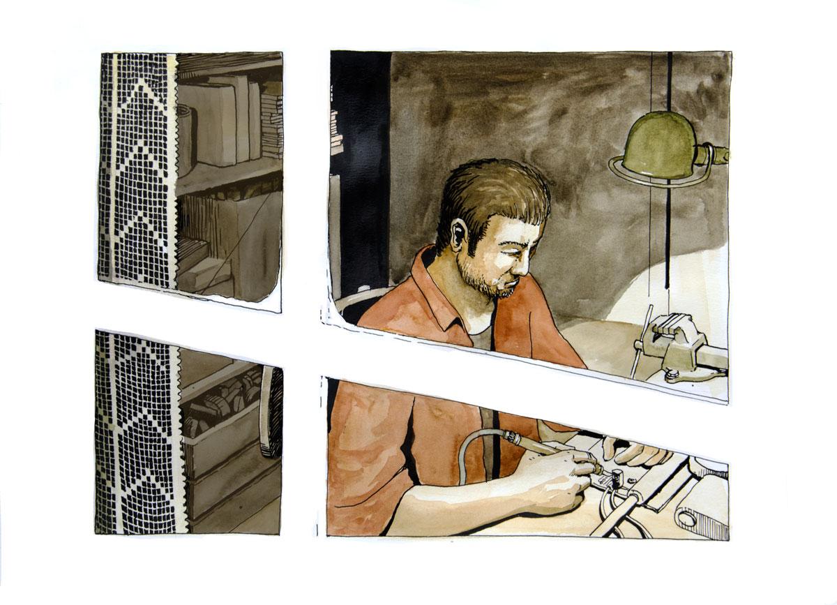 Illustrations de Zongo - Page 4 Building