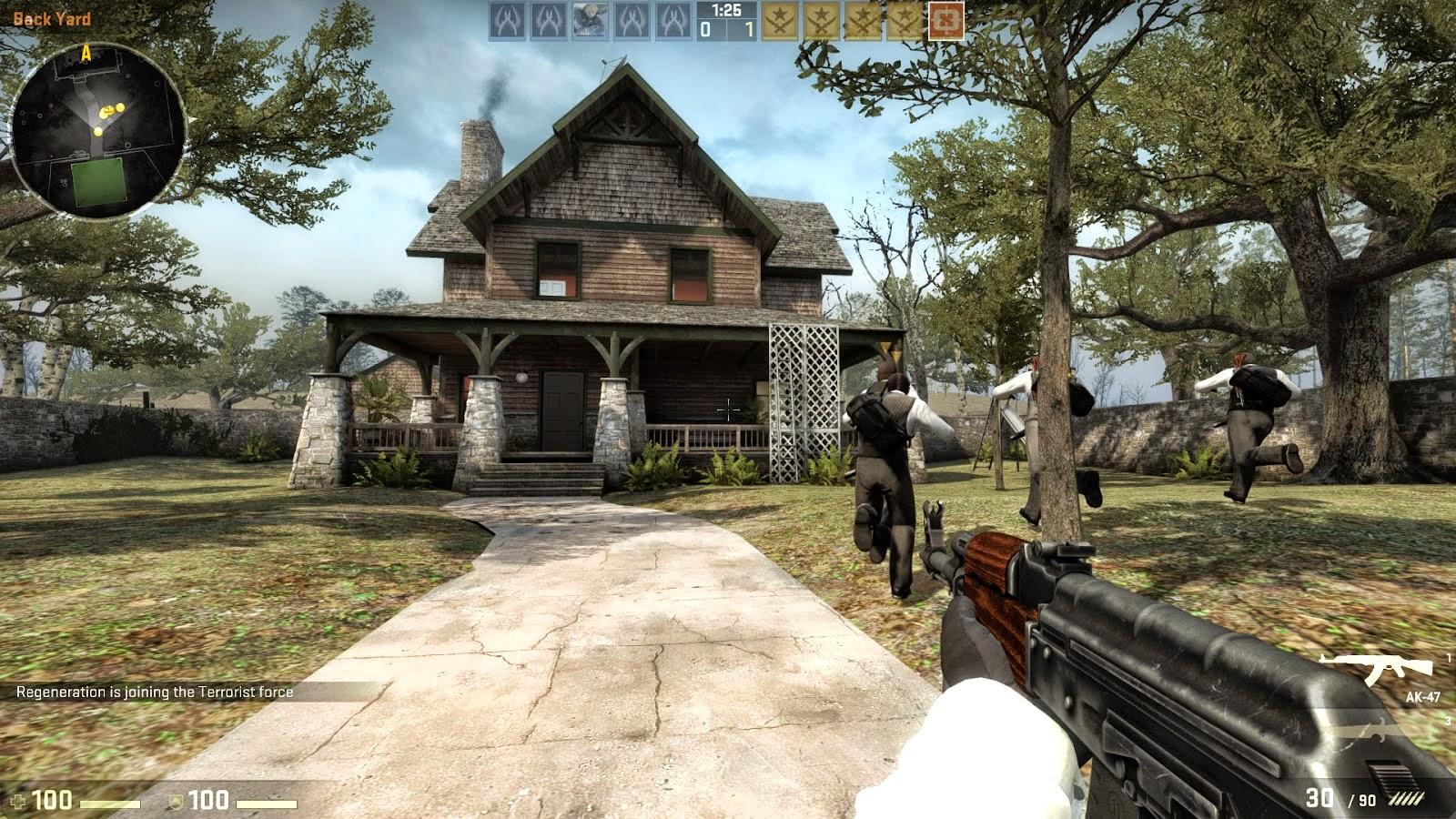 تحميل لعبة الأكشن و الإثارة Counter-Strike Global Offensive 22