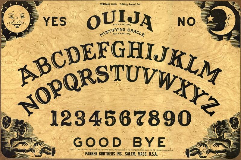 La nariz de Rocio Carrasco - Página 2 Ouija