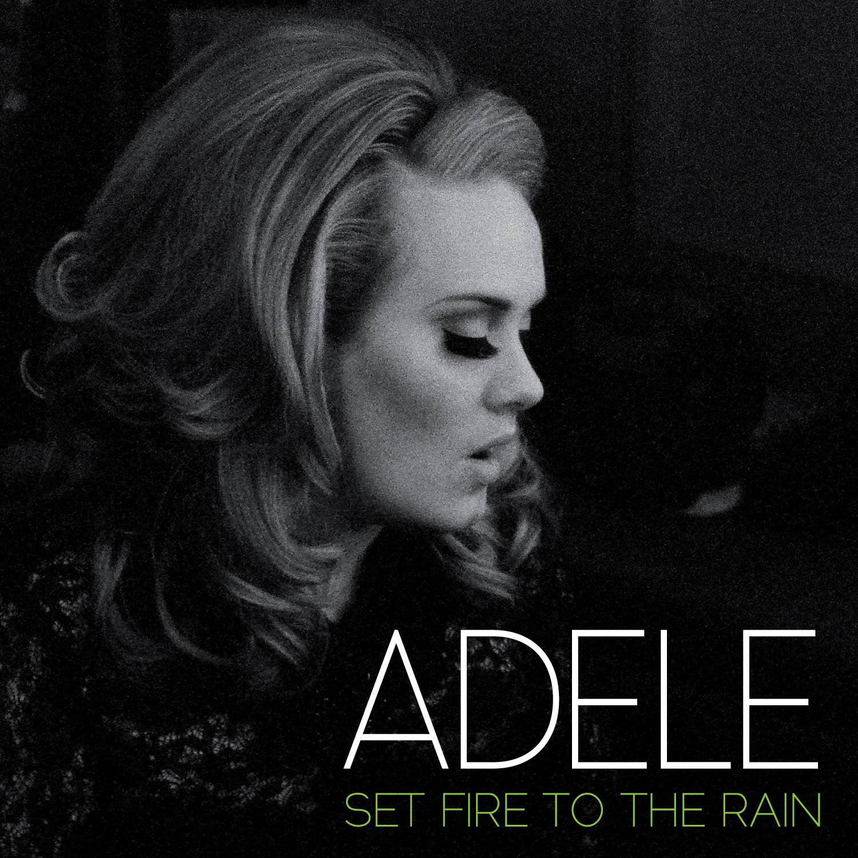 Chart/Ventas 'Set Fire To The Rain' [2] (#1 USA, #2 CAN, #6 ALE, #9 FRA, #11 UK, #3 WW)  Adele-Set-Fire-to-the-Rain-2011