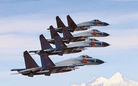 16 - REEMPLAZO PARA EL SISTEMA F-16 FIGHTING FALCON DE LA AVIACION MILITAR BOLIVARIANA - Página 19 J-11Dcopies