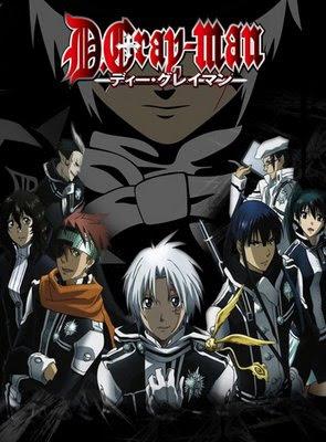 500 animes que você deve assistir. - Página 3 D.Gray-Man