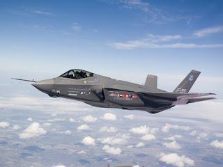 الموضوع الشامل عن تطوير الجيوش العربيه  F-35