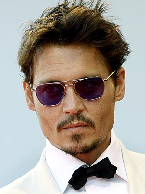 Holivudske transformacije Johnny-Depp