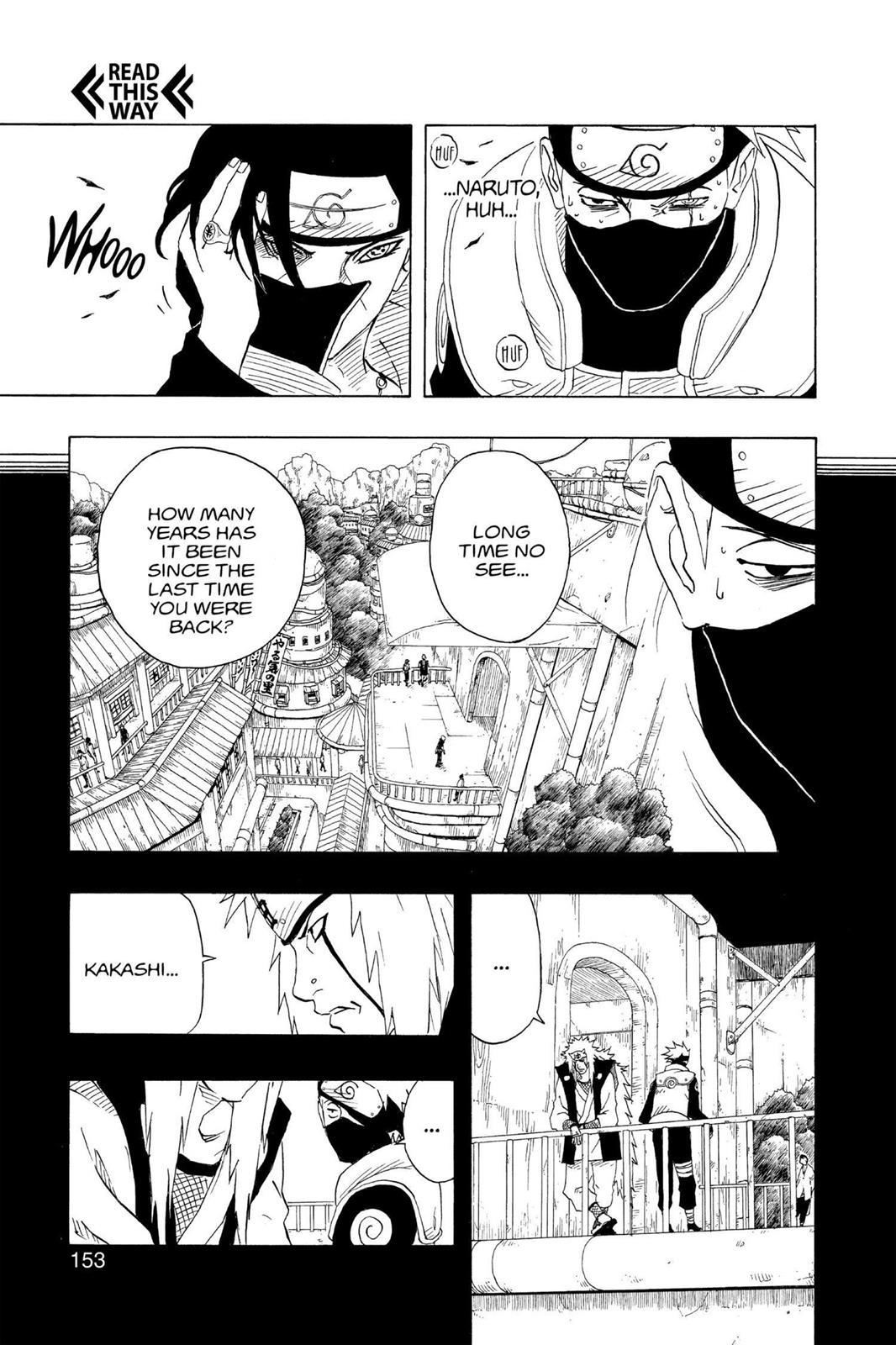 Jiraiya fazer frente a Itachi + Kisame não faz sentido para você? - Página 2 0143-003