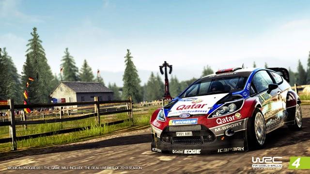 أحصل على اللعبة المذهلة | WRC 4 FIA World Rally | مجانا Game-1382702244