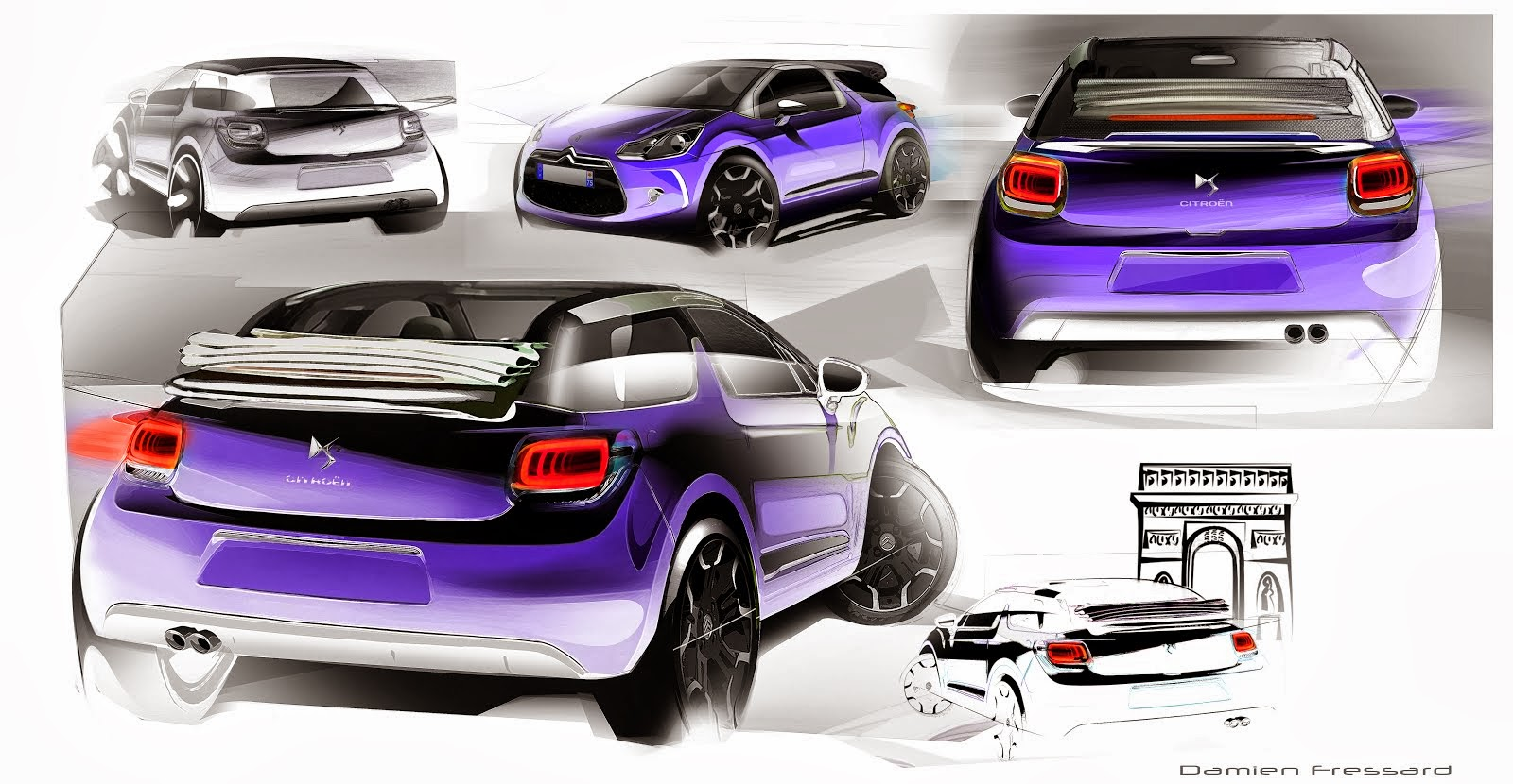 2012 - [DECLINAISON] Citroën DS3 Cabrio [A56] - Page 7 01