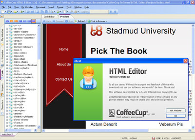 Portable CoffeeCup HTML Editor CoffeeCup%2BHTML%2BEditor
