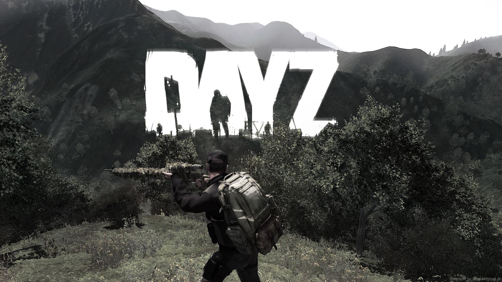 [ لعبة ] تحميل و تثبيت لعبة DayZ Standalone + الاون لاين Dayz1