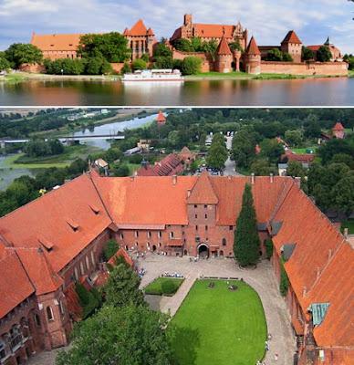 ~~World's biggest brick castle~~ A435_Malbork