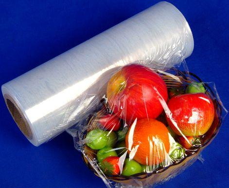 فكرة للاحتفاظ بالخضر أطول مدة في الثلاجة Cling-film