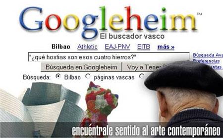 Uno de Bilbao - Página 2 Googleheim